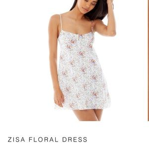 XS (size 0) Are You Am I Zisa Dress NWOT